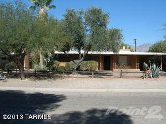 4441 E Monte Vista Dr, Tucson, AZ 85712