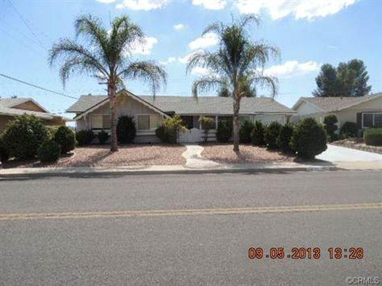 29131 Thornhill Dr, Sun City, CA 92586