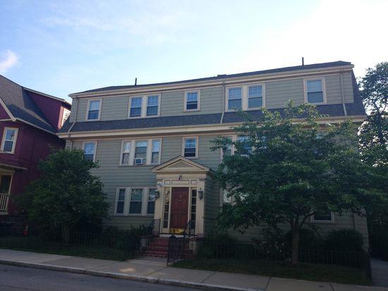 17 Hastings St APT 1, Boston, MA 02132