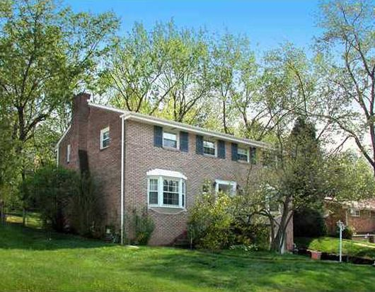 2322 Casswell Dr, Bethel Park, PA 15102