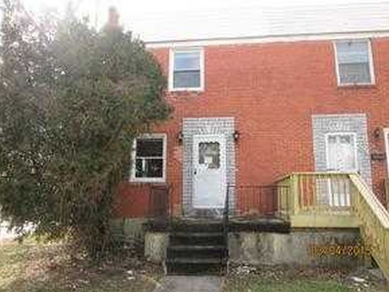 3831 Mary Ave, Baltimore, MD 21206
