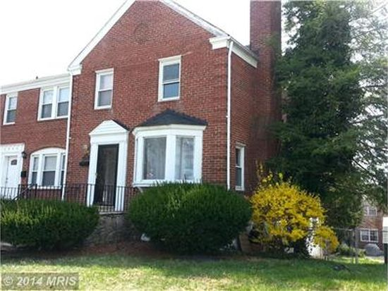 1541 Woodbourne Ave, Baltimore, MD 21239