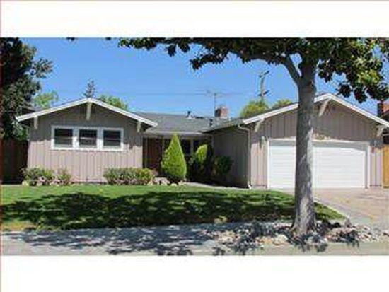 1752 Karameos Dr, Sunnyvale, CA 94087