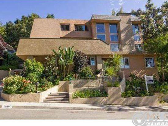 3539 Alana Dr, Sherman Oaks, CA 91403