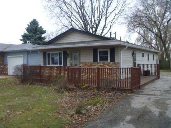 831 E Berwyn St, Indianapolis, IN 46203