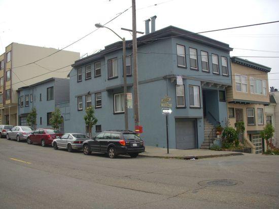 516 Anza St, San Francisco, CA 94118