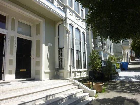 1020 Pierce St # A, San Francisco, CA 94115