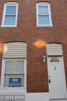 814 N Rose St, Baltimore, MD 21205