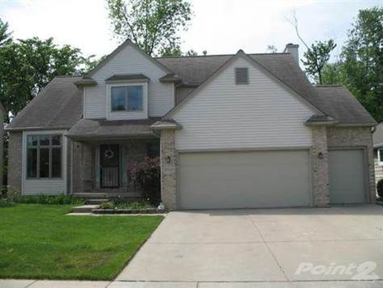 592 Ironwood Way, Saline, MI 48176