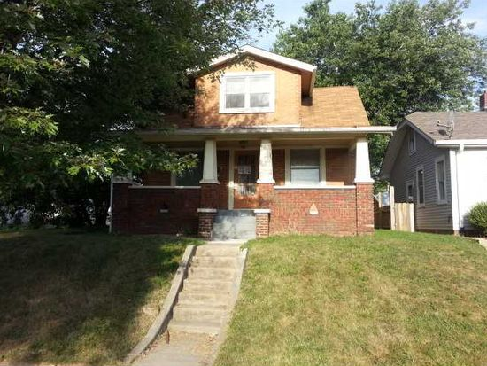160 S 3rd Ave, Beech Grove, IN 46107