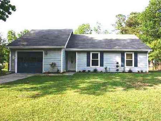 122 Silverleaf Dr, Jacksonville, NC 28546