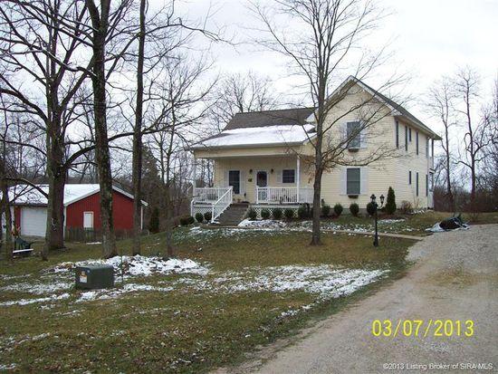 9427 Church St, Greenville, IN 47124