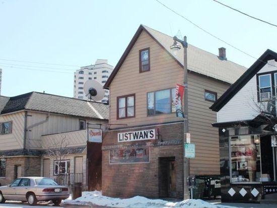 1329 E Brady St, Milwaukee, WI 53202