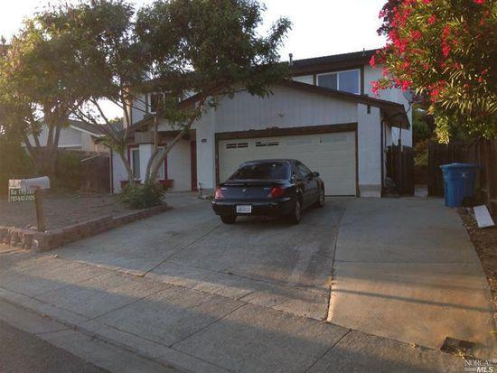 420 Greenmont Dr, Vallejo, CA 94591