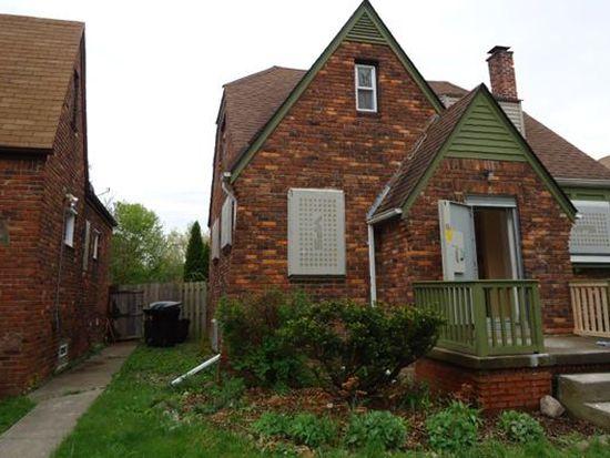 10316 Wayburn St, Detroit, MI 48224