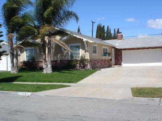 7741 Laurelton Ave, Garden Grove, CA 92841