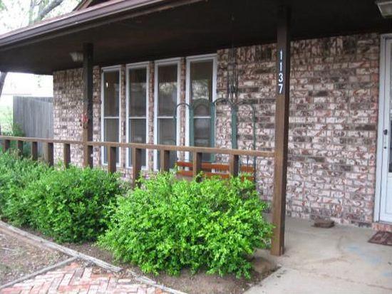 1137 Boydston Cir, Fort Gibson, OK 74434