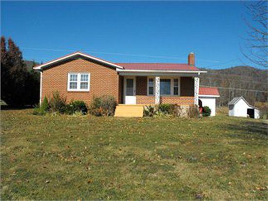 420 Slate Spring Branch Rd, Wytheville, VA 24382