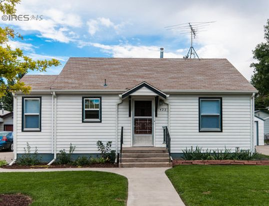 422 W 9th St, Loveland, CO 80537