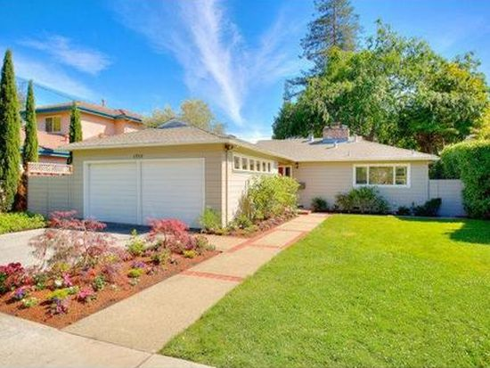 1302 Channing Ave, Palo Alto, CA 94301