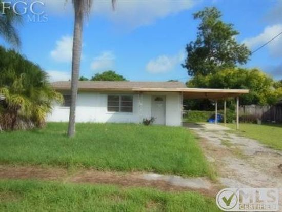 954 Narcissus St, North Fort Myers, FL 33903