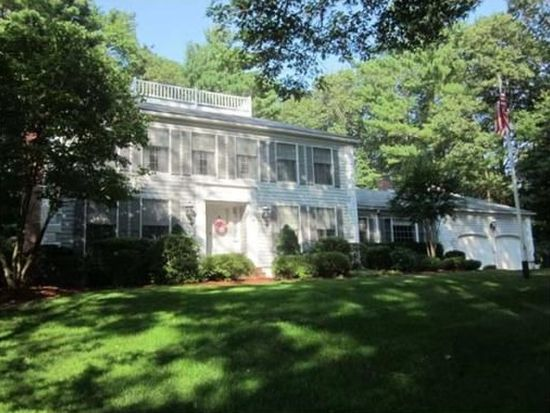 200 Brentwood Cir, North Andover, MA 01845