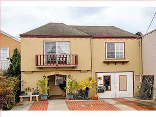267 Village Way, South San Francisco, CA 94080