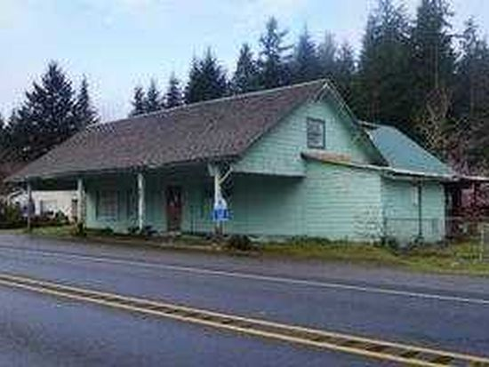 5479 Us Highway 101, Humptulips, WA 98552