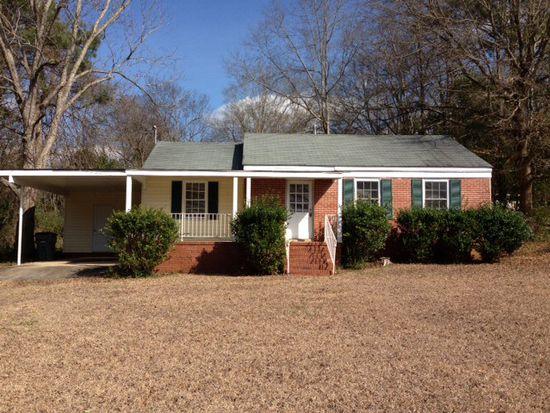 201 N Richmond St, Milledgeville, GA 31061