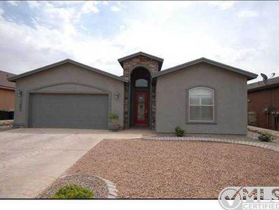 11524 Merejildo Madrid St, El Paso, TX 79934