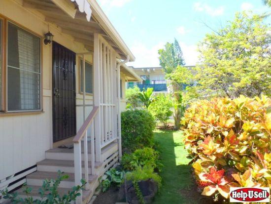 3036A Lakimau St, Honolulu, HI 96815