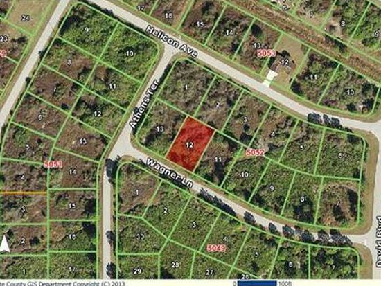 12246 Claremont Dr, Port Charlotte, FL 33981