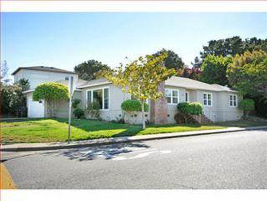 1701 Quesada Way, Burlingame, CA 94010