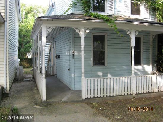 805 Homestead St, Baltimore, MD 21218