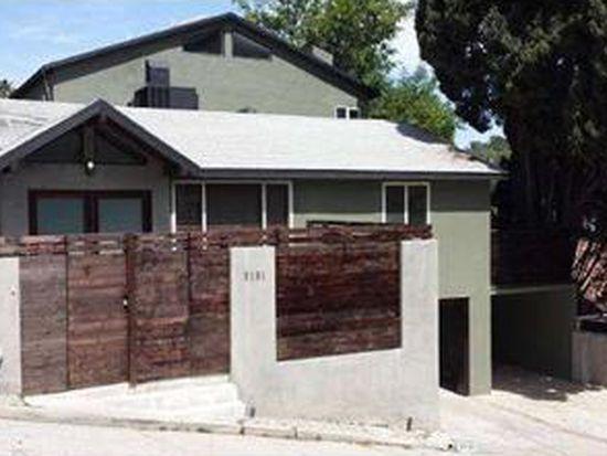 3151 Oakcrest Dr, Los Angeles, CA 90068