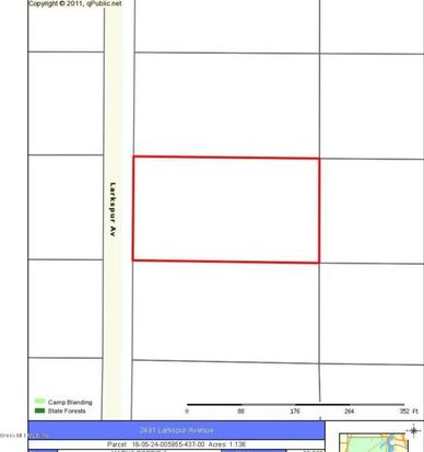 2541 Larkspur Ave, Middleburg, FL 32068