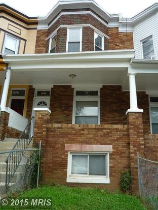 3830 Cottage Ave, Baltimore, MD 21215