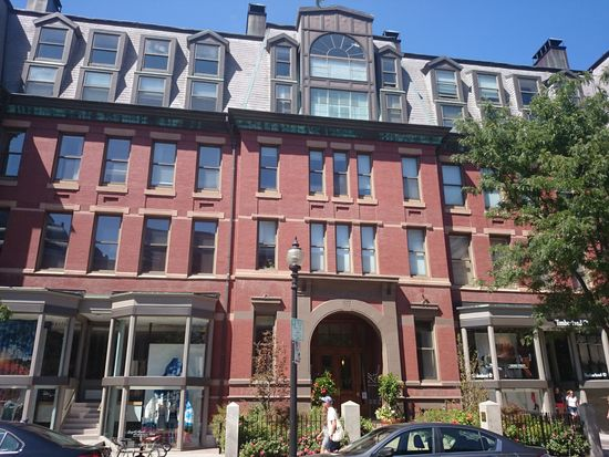 201 Newbury St APT 206, Boston, MA 02116