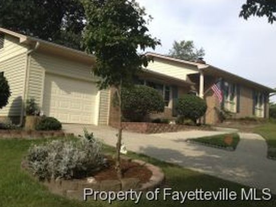 6417 Milford Rd, Fayetteville, NC 28303