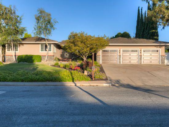 1282 Hillcrest Dr, San Jose, CA 95120