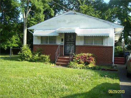 2811 Stanhope Ave, Norfolk, VA 23504