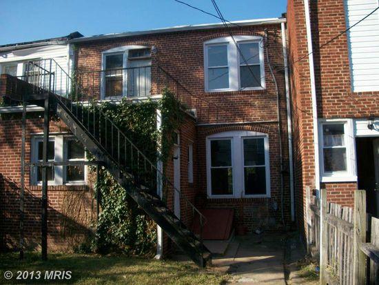 1805 E 33rd St, Baltimore, MD 21218