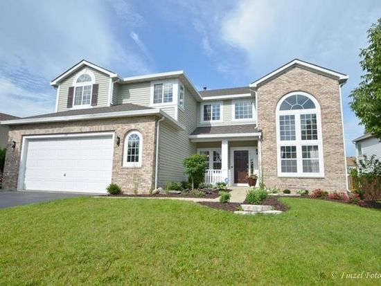 331 Winslow Way, Lake In The Hills, IL 60156