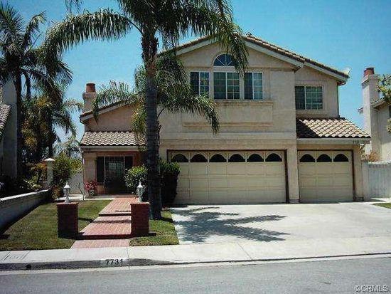 7731 E Margaret Dr, Anaheim, CA 92808
