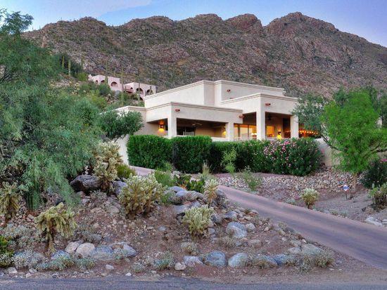 4255 E Coronado Dr, Tucson, AZ 85718