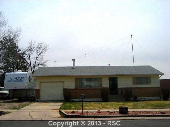 1043 Doyle Pl, Colorado Springs, CO 80915