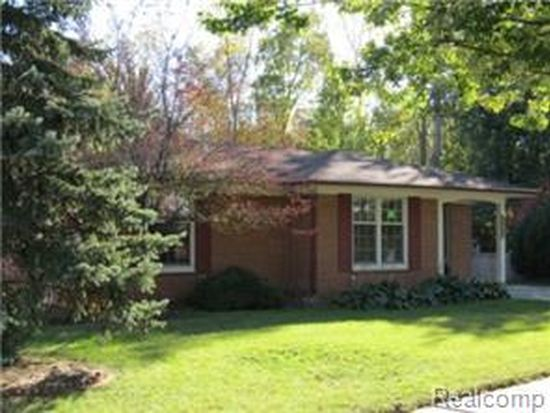 20081 Cole Ave, Brownstown Twp, MI 48183
