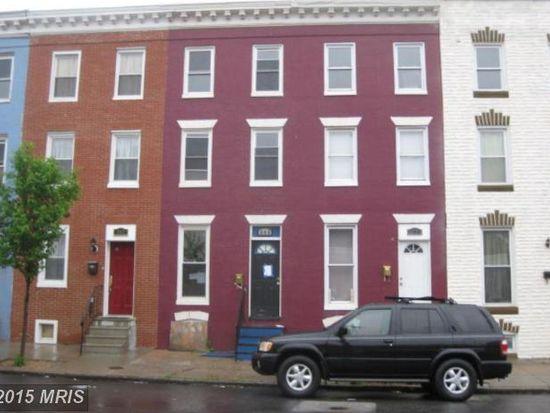 509 Scott St, Baltimore, MD 21230