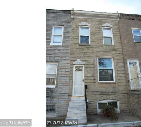 258 S Eaton St, Baltimore, MD 21224