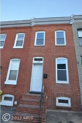 1129 Haubert St, Baltimore, MD 21230